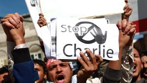 """الحكم بالسجن لعامين على صحفيين تركيين نشرا رسم صحيفة """"شارلي إيبدو"""" عن النبي محمد"""
