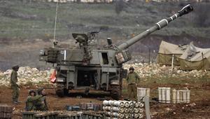 إسرائيل تشن غارات جوية على مواقع عسكرية سورية قرب الجولان