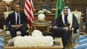 """أوباما يستضيف ملك السعودية في 4 سبتمبر لمناقشة أنشطة إيران """"المزعزعة لاستقرار المنطقة"""""""