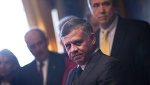 """الملك عبدالله الثاني يبين سبب اعتبار مناطق بشمال الأردن """"عسكرية"""".. ويؤكد: البيئة الحاضنة لداعش ضعيفة"""