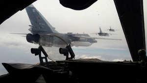 """لماذا """"عجزت"""" المقاتلة الروسية عن حماية نفسها أمام طائرتي F-16 التركيتين؟"""