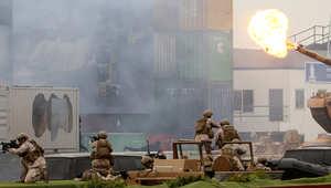 الإمارات تعلن مقتل أحد جنودها في المعارك الدائرة في مأرب باليمن