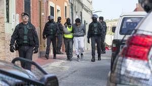 """المغرب وإسبانيا تعتقلان 14 شخصاً بتهمة تجنيد مقاتلين لـ""""داعش"""" في عملية مشتركة"""