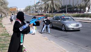 """رفع أسعار البنزين في الكويت بنسب تصل الى 80%.. ومغردون: """"هدية الحكومة"""" بذكرى الغزو"""