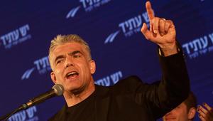 لبيد: القدس عاصمتنا منذ 3000 عام ولم تكن للفلسطينيين