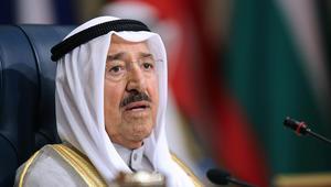 """أمير الكويت يعرب عن شعوره بـ""""المرارة"""" للتطورات غير المسبوقة بأزمة الخليج"""