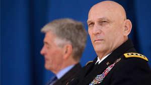 رئيس هيئة الأركان الأمريكية المشتركة الجنرال ريموند اوديرنو