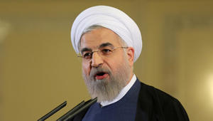 روحاني: نتيجة انتخابات أمريكا تبين وجود توترات بالبلاد