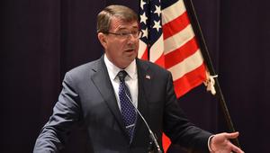 وزير دفاع أمريكا السابق لـCNN: خطة الرقة وضعت قبل سنتين وترامب لم يغيرها