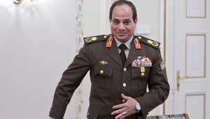 """السيسي: الجيش المصري في """"مسافة السكة"""" للدفاع عن أشقائه في الخليج.. ومغردون: """"الرز شكله خلص تاني"""""""