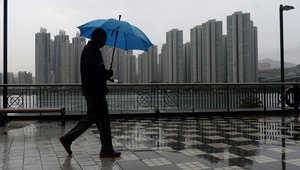 """تأجيل أكثر من ألف رحلة في هونغ كونغ بسبب العاصفة الاستوائية """"لينفا"""""""