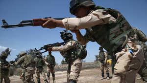 """التحالف الدولي يعزي العراق إثر """"خسائر مؤسفة في الأرواح بصفوف قوات الأمن"""" نتيجة """"نيران صديقة"""" محتملة"""