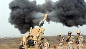 مقتل جندي سعودي في جازان.. والحوثيون يعلنون قصف مواقع سعودية وتدمير عربتين عسكريتين