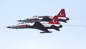دبلوماسي روسي يحذر الناتو من تداعيات تقوية سلاح الجو التركي