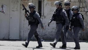 الشرطة الإسرائيلية: مقتل فتاة فلسطينية حاولت طعن شرطي قرب الحرم الإبراهيمي