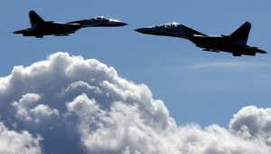 البنتاغون: اتصال بين طائرتين أمريكية وروسية فوق سوريا ضمن اتفاقية السلامة بين الطرفين