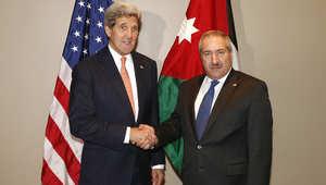 كيري: وقف إطلاق النار في سوريا قريب.. وجودة: الأردن يتحمل عبئا كبيرا ونيابة عن المجتمع الدولي بملف اللاجئين السوريين