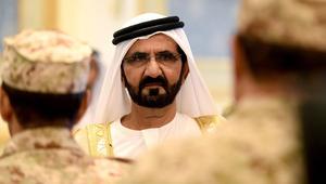 حاكم دبي الشيخ محمد بن راشد آل مكتوم ينشر قصيدة عن هجوم الحرم النبوي بعنوان فتنة الإرهاب
