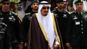 """كلمة الملك سلمان بمؤتمر """"مكافحة الإرهاب"""": تجتمعون اليوم على أمر جلل يهدد أمتنا.. أجهزتنا الأمنية تصدت للإرهابيين وعلماؤنا واجهوهم بالرد الحاسم"""