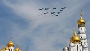 """روسيا ترسل أحدث مقاتلاتها """"SU-57"""" لسوريا والبنتاغون يعلق"""