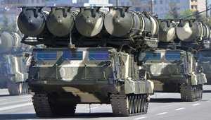 """روسيا تبدأ توريد أنظمة صواريخ """"S-300"""" إلى إيران"""