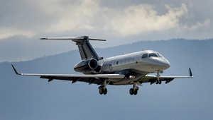 تحطم طائرة خاصة سعودية تعود لأسرة بن لادن في بريطانيا.. ومعلومات أولية أن على متنها 3 مسافرين بالإضافة إلى قائد الطائرة.