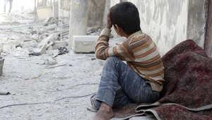 اليونيسف ترحب بخطة وقف العنف بسوريا: تنفيذ الاتفاق فرصة لبداية العمل لإعادة اعمار البلد