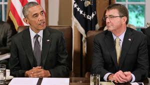 """البيت الأبيض يؤكد قرار إرسال قوة أمريكية خاصة إلى سوريا لدعم مقاتلي المعارضة ضد """"داعش"""""""