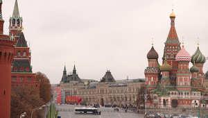 الساحة الحمراء، موسكو