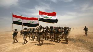 العبادي يعلن تحرير كامل الأراضي العراقية من داعش والسيطرة على الحدود مع سوريا