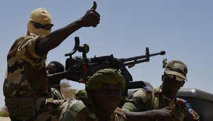 الجيش النيجيري ينقذ 241 امرأة وطفلاً من بوكو حرام