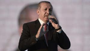أردوغان يعلن السماح للتحالف الدولي ضد داعش بقيادة أمريكا باستخدام قاعدة إنجرليك الجوية ضمن إطار محدد