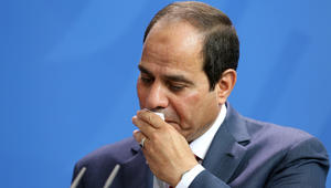 """بالفيديو.. السيسي يتحدث للمصريين """"من قلبه"""": """"مصر قالتلي أقلكوا أنا أمانة في رقبتكم"""""""