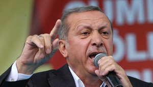 """أردوغان للأكراد: نحبكم ليس لأنكم أكراد بل لأن """"الله خلقكم"""".. ولو كنت ديكتاتوريا لما تجرأ أحد على سبابي"""