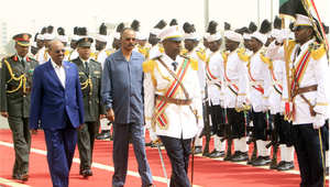 حرس الشرف - السودان