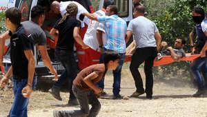 الهلال الأحمر الفلسطيني: مستوطن يهاجم فلسطينيين قرب بيت لحم
