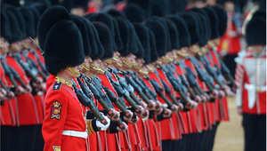 الحرس الملكي - انجلترا