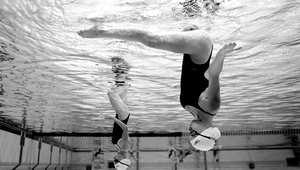 السباحة المتزامنة بدورة الألعاب الأوروبية في باكو