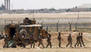 تركيا.. احتجاز 9 أعضاء مزعومين بداعش خلال محاولة لعبور الحدود التركية-السورية