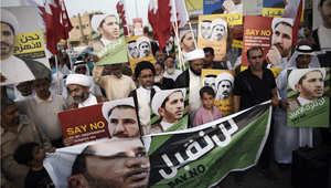 احتجاجات للمطالبة بالافراج عن الشيخ علي سلمان، البحرين 16 يونيو/ حزيران 2015