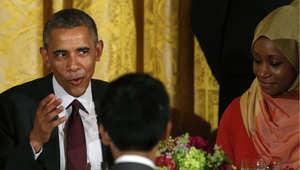 بالصور.. أوباما يستضيف حفل إفطار رمضاني في البيت الأبيض