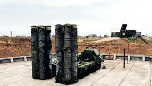 روسيا تعلن وصول صواريخ S-300 لسوريا