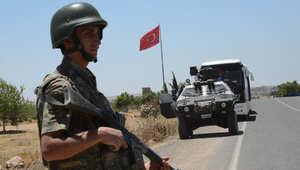 """أنقرة: مقتل جنديين و34 عنصرا من الـ""""PKK"""" بهجومين شنهما الحزب جنوب شرق البلاد"""