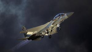 مصادر: مقتل طفل وجرح شقيقته بغارة إسرائيلية على غزة ردا على إطلاق صواريخ من القطاع