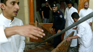 تفجير مسجد للشيعة في الكويت