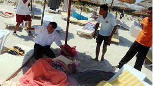الهجوم على فندق في مدينة سوسة التونسية