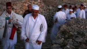 ويعتبرون أن ديانتهم هي ديانة بني إسرائيل الحقيقة