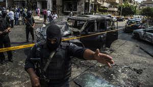 تشييع النائب العام المصري في جنازة عسكرية.. والسيسي: أحكام الإعدام ستنفذ