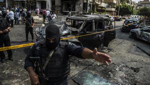 """وزير الداخلية المصري: الإخوان وحماس نفذوا اغتيال النائب العام هشام بركات ضمن """"مؤامرة كبرى"""""""