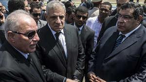"""الحكومة المصرية تقر قانون الإرهاب وترفعه إلي السيسي.. و""""محلب"""": نواجه حالة حرب حقيقية"""